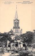 MARTINIQUE - FORT DE FRANCE : La Cathédrale Et Le Square Pétaud - CPA - Caribbean Caraïbes Karibik Caribe Caraibi - Fort De France