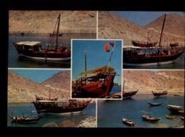 C262 SAUDI ARABIA - THE ARABIAN DAW LEGENDARY VESSEL - Arabie Saoudite