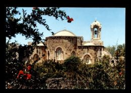 C284 LEBANON - BYBLOS - CRUSADERS CHURCH OF ST. JOHN - Libano