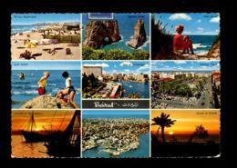C285 LEBANON - GREETINGS FROM BEIRUT BEYROUTH 1966 - Libano