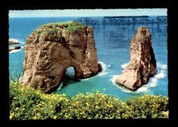 C287 LEBANON - BEIRUT BEYROUTH - PIGEONS ROCKS - Libano