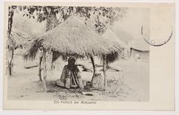 Ein Fetisch Bei Atakpame - Togo