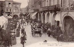 LIBOURNE-MARCHÉ- - Libourne