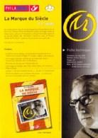 JACOBS : Flyer Poste BELGE - Pêche