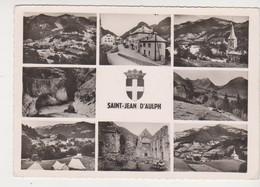 26597 SAINT-JEAN D' AULPH (74) - Quelques Vues -1005 Cellard - 1959 -cachet Colonie Cinzano - Saint-Jean-d'Aulps