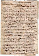 VP14.164 - Haute - Savoie - CHAMBERY 1790 - Lettre De Mr JACQUIER Pour Mr JACQUIER à TANINGES - Manuscripts