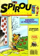 SPIROU Magazine N° 2709  Mars 1990  BD Bande Dessinée - Spirou Magazine