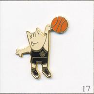 Pin's Sport - J.O De Barcelone 1992 / Basket. Est. ©️ 1988 Coob '92 SA TM 36 USC 380 Ho Ho NYC. EGF. T646-17 - Olympic Games