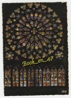 {78992} 75 Paris , Rosace Sud De Notre Dame - Notre Dame De Paris