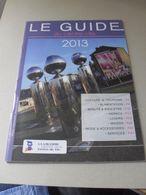 Publicité Wallonie Centre Ville La Louvière 2013 - Non Classés
