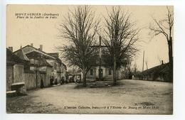 Montagrier Place De La Justice De Paix - France