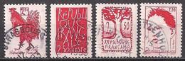 Frankreich  (1992)  Mi.Nr.  2916 - 2919  Gest. / Used  (9ae19) - Frankreich
