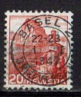 Schweiz 1938 // Mi. 327 O (033..031) - Schweiz