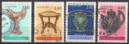 Frankreich  (1994)  Mi.Nr.  3000 - 3003  Gest. / Used  (9ae21) - Frankreich