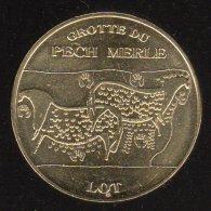Grotte Du Pech Merle  (46) - 2015 - Monnaie De Paris - Monnaie De Paris