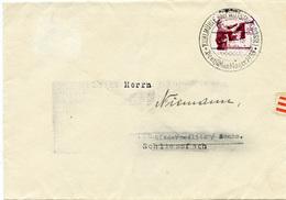 (Lo2942) Brief DR SSt. Kuhlmühle N. Niedersedlitz - Deutschland