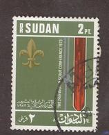 (Free Shipping*) USED STAMP - Soudan (1954-...)