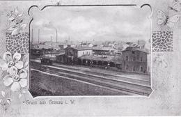 941/ Gruss Aus Gronau, Station - Gronau