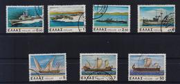 GREECE STAMPS 1978/ GREEK NAVY-15/12/78-USED-COMPLETE SET - Griechenland