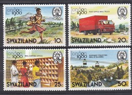Swaziland - 1980 - London 80 International Stamp Exhibition - Swaziland (1968-...)