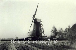 TURNHOUT (Antwerpen) - Molen/moulin - Zeldzame Oude Opname Van De Verdwenen Molen Jespers Ca. 1900. TOP! - Turnhout