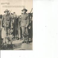 LES BULLDOGS MASCOTTES DES SOLDATS AUSTRALIENS EN EGYPTE - Personnages