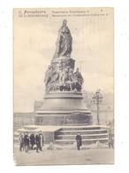 RU 190000 SANKT PETERSBURG, Denkmal Katharina Der Grossen, 1907, Kl. Eckmangel - Russland