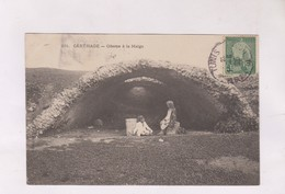 CPA CARTHAGE,  CITERNE A LA MALGA En 1906! - Tunisie