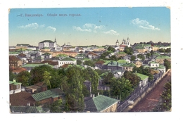RU 600000 WLADIMIR / VLADIMIR, Ortsansicht, Ca. 1910 - Russland