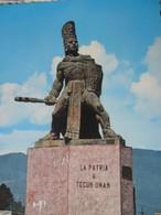 Guatemala Monumento Tecun Uman - Guatemala