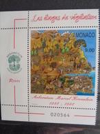 MONACO 1997 Y&T N° 2134 ** - 10e ANNIV. DE L'ARBORETUM MARCEL KROENLEIN - Monaco