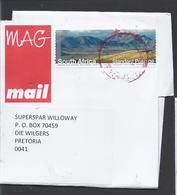 2018 -Strip Stationery Whole To Wrap Daily Newspapers - Standard Postage - South Africa - - Sud Africa (1961-...)