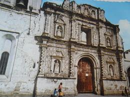 Guatemala Catedral Quetzaltenango - Guatemala