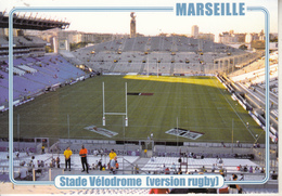 Stade  De MARSEILLE - Rugby