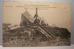 MONCHY  ( Près D'arras )  - Le Moulin  Ou Deux Espions Ont été Fusillés - France