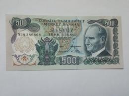 TURCHIA 500 LIRASI 1970 - Turquie