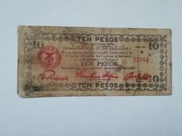 FILIPPINE 10 PESOS 1943 - Filippine