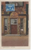 Zutphen - Ingang Stadhuis - Uitgave J. B. V. D. Brink & Co, Zutphen - Zutphen