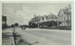 Harderwijk - Stationslaan Met Chr. Lyceum - 1943 - Harderwijk