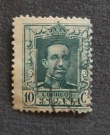 N° 276 - 1889-1931 Kingdom: Alphonse XIII