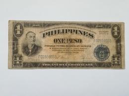 FILIPPINE 1 PESO 1944 - Filippine