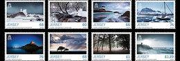 Jersey 2016 - Seasons – Winter Stamp Set Mnh - Jersey