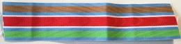 Cinta De Medalla UNPROFOR. Fuerza De Protección De Las Naciones Unidas. Desde 1992. España. Original - Militares