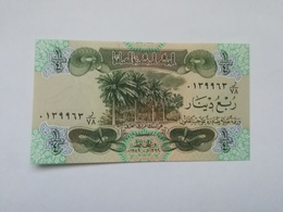 IRAQ 1|4 DIINAR 1993 - Iraq