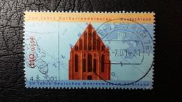 Deutschland - Bund MiNr. 2195 - Fassade Des Katharinenklosters Stralsund - Klöster