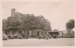 Pontaubault ,(Ducey , Avranches )Hotel Des 13 Assiettes,(oldtimer ,auto Citroën,peugeot,renauld,...... - Avranches