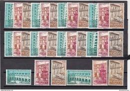 España Nº 1322 Al 1324 - 10 Series - 1931-Today: 2nd Rep - ... Juan Carlos I