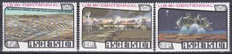 Ascension 1976 Geschichte History Unabhängigkeit Independence USA Militär Stützpunkt NASA Viking, Mi. 215-7 ** - Ascension