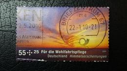 Deutschland - Bund MiNr. 2717 - Himmelserscheinungen - Sonnenuntergang - Geographie