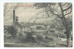 CPA Environs De Saint Etienne La Ricamarie Montrambert Industrue Usine - Saint Etienne